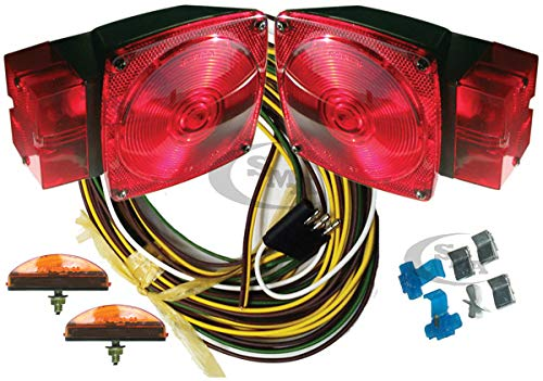 Over 80'' Trailer Light Kit J2044KCD