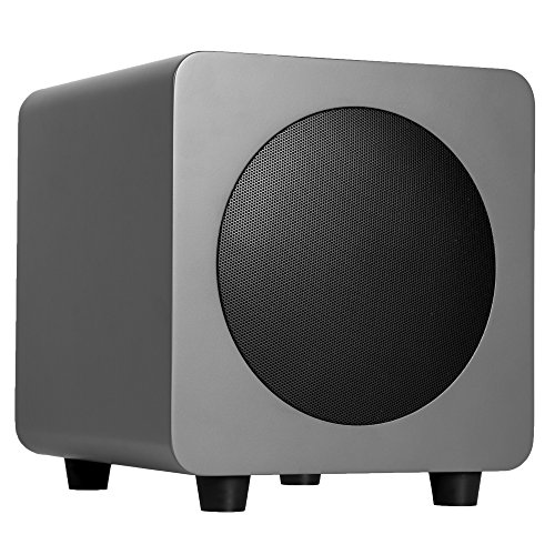 Kanto SUB6MG Powered Subwoofer (Matte Grey)