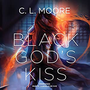 Black God's Kiss Audiobook