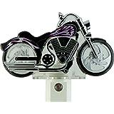 GE 14140 Motorcycle Automatic Led Night Light, Black