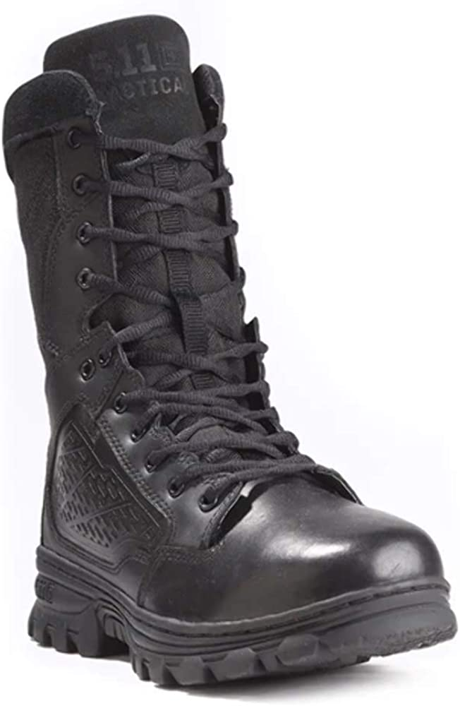 5.11 Mens Evo 8 Insulated Side Zip Boot Military /& Tactical Boot