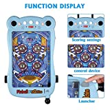 COLOR TREE Pinball Machine for Kids and Family