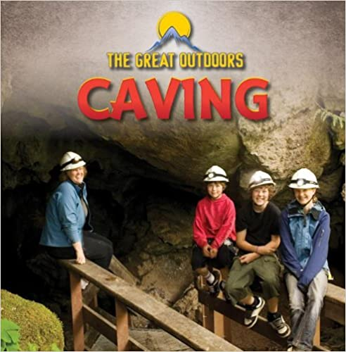 Caving (Great Outdoors (Gareth Stevens))