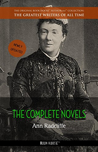 Ann Radcliffe Complete Greatest Writers ebook product image