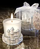 Wedding Favors Once Upon a Time Fairy Tale Candle Favors - 72 Favors