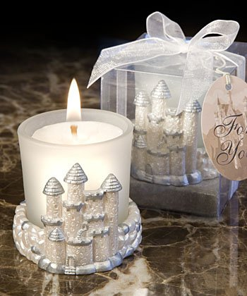 Wedding Favors Once Upon a Time Fairy Tale Candle Favors - 72 - Candle Tale Fairy