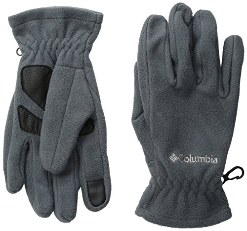Columbia Women's Thermarator Glove, Graphite, Medium (Columbia New Sportswear)