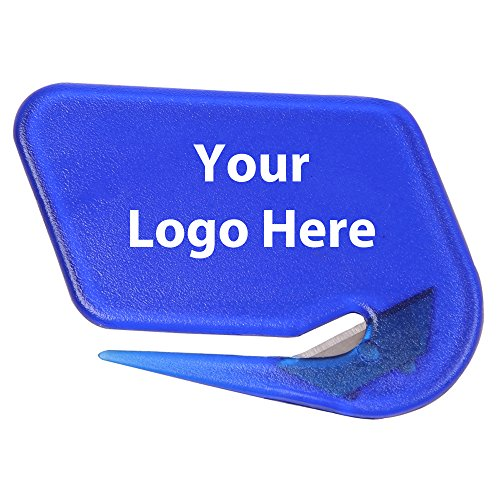 Zip Letter Opener - 250 Quantity - 1.00 Each - PROMOTIONAL PRODUCT/BULK/BRANDED with YOUR LOGO/CUSTOMIZED