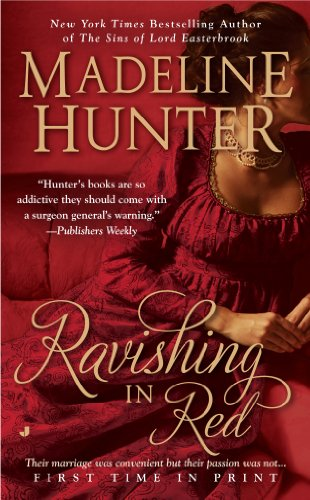 Ravishing in Red (The Rarest Blooms Book 1)
