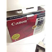 Canon BJC-85 - Printer - color - ink-jet - Legal - 720 dpi x 360 dpi - up to 5 ppm (mono) / up to 2 ppm (color) - capacity: 30 sheets - Parallel, USB, Infrared