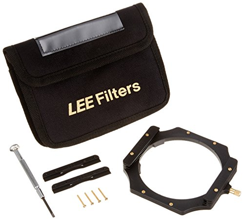 Lee Filters FHFK Portafiltro solo, color negro