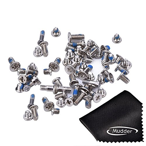 Mudder Replacement Bottom Pentalobe Screws