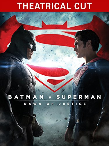 : Batman v Superman: Dawn Of Justice