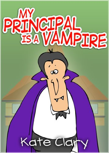 The Principal is a Vampire