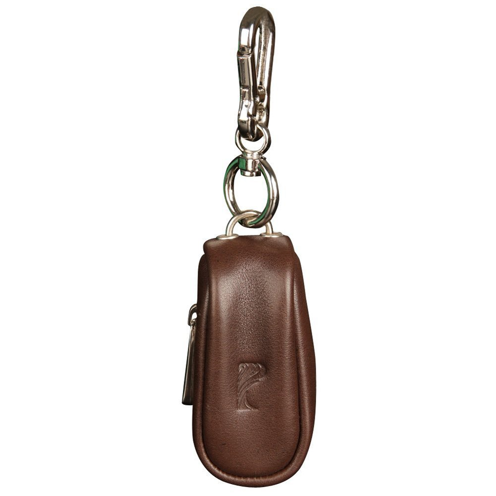 MX Real Leather Men Waist Hung Multifunction Capacity Car Key Case Coin Purse