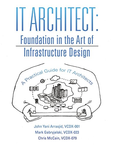 Download PDF IT Architect - Foundation In the Art of Infrastructure Design - A Practical Guide For IT Architects