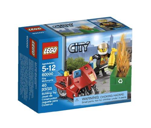 LEGO 6021697 City Motorcycle 60000