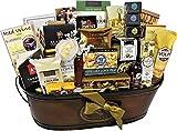 Gourmet Extravaganza Gift Basket