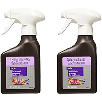 how to make hydrogen peroxide solution