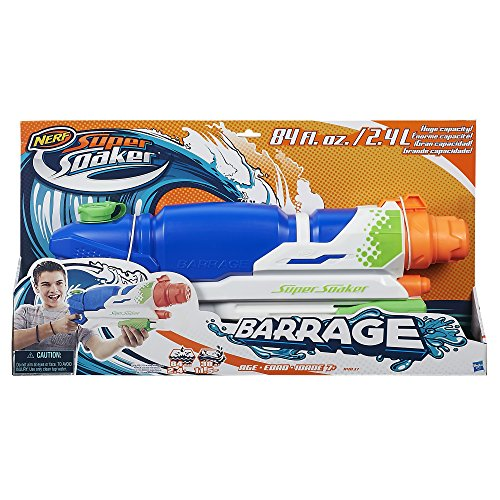 Nerf Super Soaker Barrage Soaker (Super Water Gun)