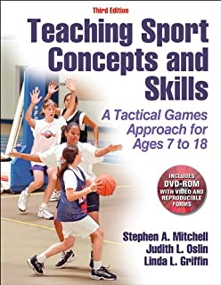 Assessment driven instruction in physical education with web teaching sport concepts and skills 3rd edition a tactical games approach for ages 7 fandeluxe Gallery