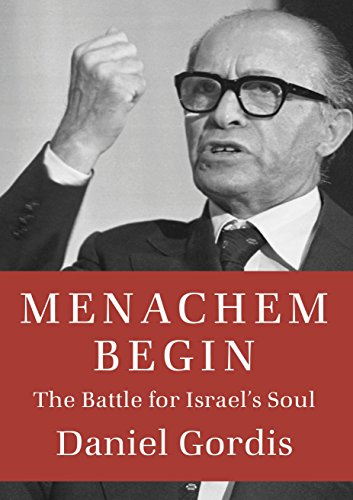 Image of Menachem Begin: The Battle for Israel's Soul (Jewish Encounters Series)