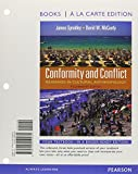 img - for Conformity and Conflict: Readings in Cultural Anthropology, Books a la Carte Plus MyAnthroLab with eText -- Access Card Package (14th Edition) book / textbook / text book