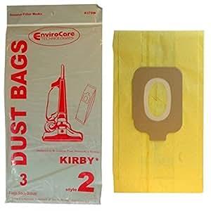 Kirby Style 2 Vacuum Bags (3 Pack)