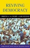 Reviving Democracy, Barry Knight and Hope Bagyendera Chigudu, 1853838845