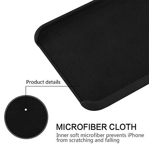 Etui Plus Bumper Apple 7 Anti Cases dérapant Tpu Jeper Rubber Anti rayures Pour 5 Ultra Noir Coque Iphone PlusSilicone Couleurs De Bonbon 5