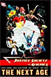 Justice Society of America Vol. 1: the Next Age, Geoff Johns, 1401215858