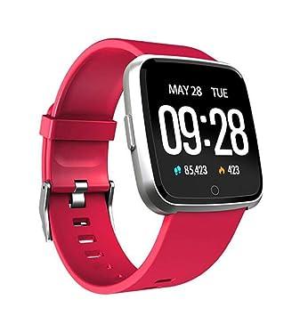 STEAM PANDA Relojes Inteligentes para Mujeres, Hombres, muñequeras, Monitor de Ritmo cardíaco y