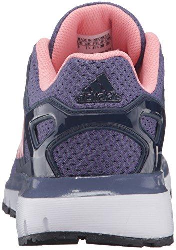 Adidas Womens Energy Cloud Wtc W Scarpa Da Corsa Super Purple / Ray Rosa / Tessuto Viola Unitario