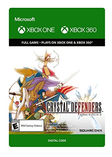 - Crystal Defenders - Xbox 360 [Digital Code]