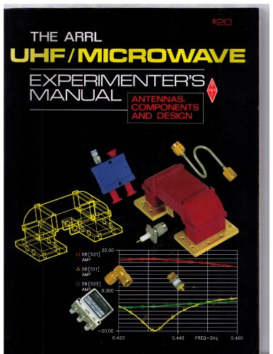 The Arrl Uhf/Microwave Experimenter's Manual: Antennas, Components and Design