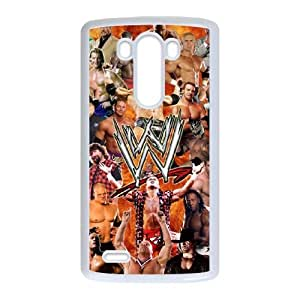 LG G3 Cell Phone Case White WWE 005 SYj_872735