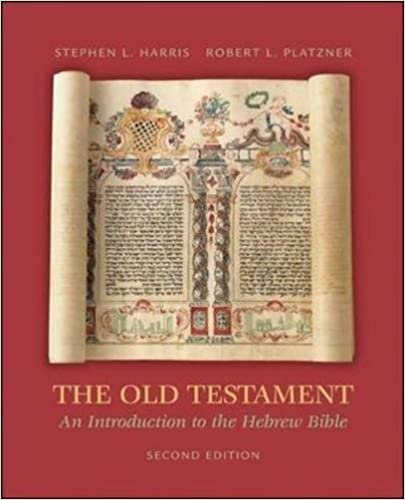 The old testament an introduction to the hebrew bible stephen the old testament an introduction to the hebrew bible 2nd edition fandeluxe Images