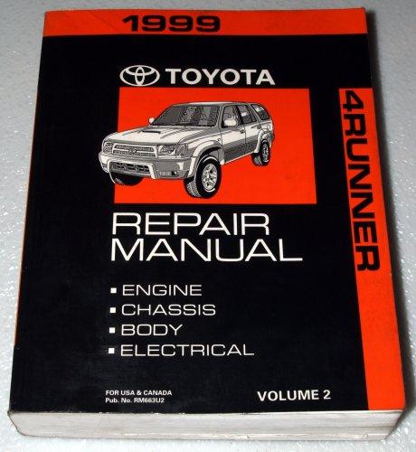 1999 4runner service manual - 1