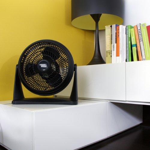 """Black & Decker 10"""" High Velocity Fan"""