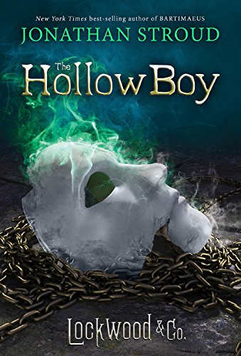 Read Online Lockwood & Co. Book Three The Hollow Boy pdf