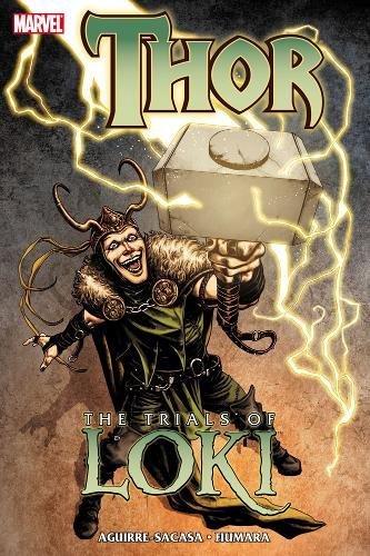 Thor: The Trials of Loki pdf epub