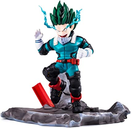 Anime My Hero Academia Midoriya Izuku Bakugou katsuki Figure Statue Toy Gift