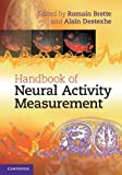 img - for Handbook of Neural Activity Measurement book / textbook / text book