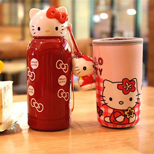 114781babe1 Best Quality - Water Bottles - Hello Kitty Kettle 200ml/280ml Mini Cartoon  Stainless Steel Children Water Bottles for Kids Cute Drinkware Gift MI5 -  by ...