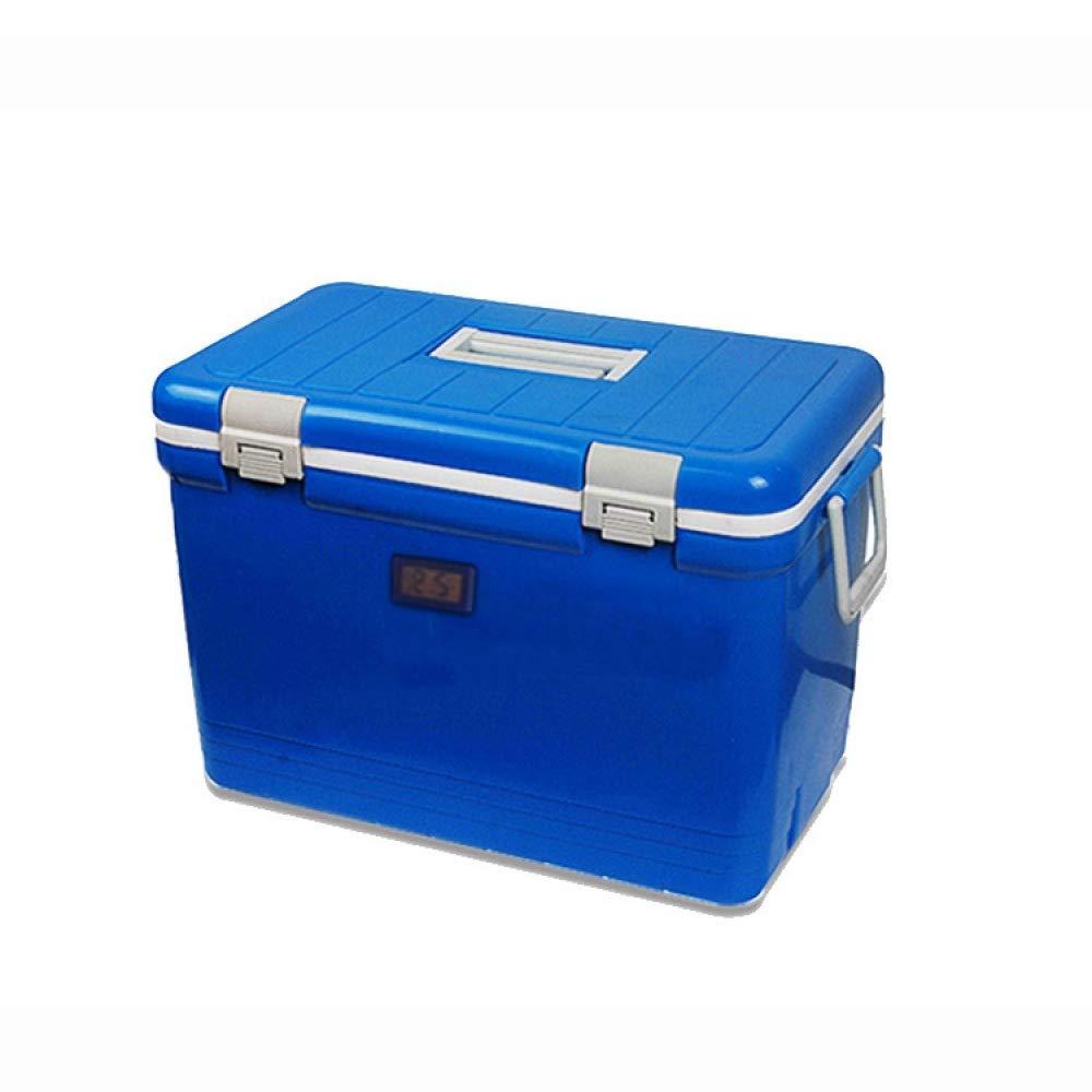 Ambiguity Frigorifero Portatile, 33L Box di Trasporto di Celle frigorifere Isolamento Box Frigorifero Medico Sangue