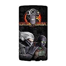 mortal kombat ninja sub-zero Game Mobile Phone Skin Case Cover For LG G4 Design by [David Reed]