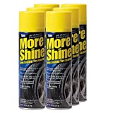 Stoner Car Care 91084-6PK More Shine Tire Dressing - 108-Fluid Ounces 6-Pack