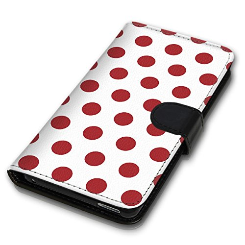 Wallet Book Style Flip Handy Tasche Case Schutz Hülle Schale Motiv Etui für Apple iPhone 5 / 5S - Design Flip MV61
