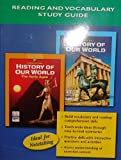 History of Our World : Reading and Vocabulary Study Guide, Jacobs, Heidi Hayes, 0131307894