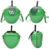 Creazy Women Fashion Apple Handbag Zipper Bag Shoulder Review and Comparison